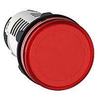 Сигнальная лампа 22ММ 230В красная