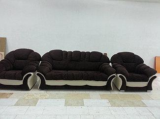 Комплект мягкой мебели на заказ