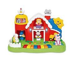 Развивающие, музыкальные игрушки для малышей