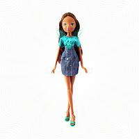"""Кукла Winx Club """"Деним"""" базовые куклы. Кукла Лейла"""