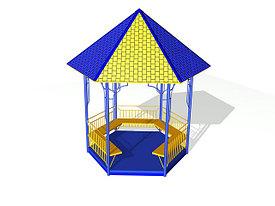 Детские домики и беседки, пластиковые игровые домики