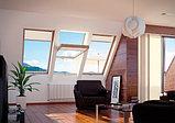 Мансардные окна 78х98 FAKRO с окладом для гибкой черепицы +77075705151, фото 2