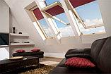 Мансардные окна 78х98 FAKRO с окладом для гибкой черепицы +77075705151, фото 4