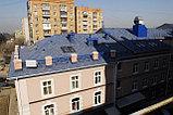 Мансардное окно 78х98 FAKRO (в комплектес окладом на металлочерепицу, профлист), фото 5