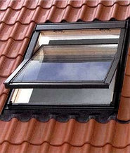 Мансардное окно 66х118 FAKRO (в комплектес окладом на металлочерепицу, профлист) тел. Whats Upp+7(707)5705151