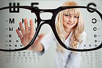 Диагностика зрения врачом-офтальмологом