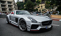 Обвес Prior Design для Mercedes Benz SLS AMG