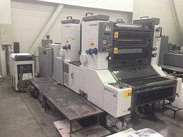 Komori Sprint II 228P б/у 1998г - 2-красочная печатная машина
