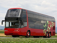 Аренда автобуса Неоплан
