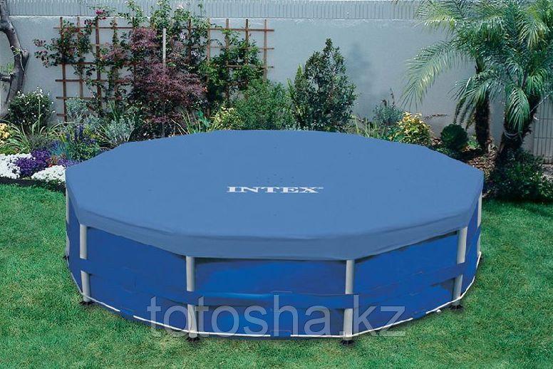 28030 Intex Крышка для каркасного бассейна  305 см