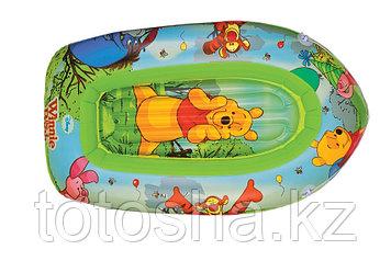 58394 Intex Детская надувная лодка Винни Пух 119х79 см