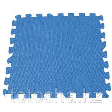 29081 INTEX Защита дополнительная под бассейн 8 шт размером 50x50x1см