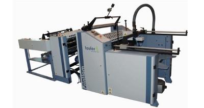 Printlam CTIS 75 - автоматический рулонный ламинатор Tauler