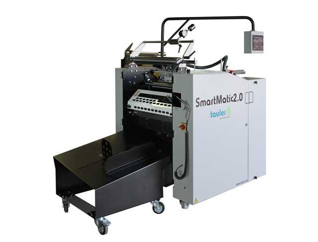 SmartMatic 2.0 - рулонный автоматический ламинатор Tauler