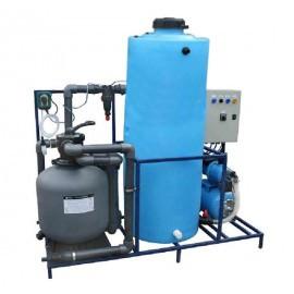 Система очистки воды арос 5+к. Очистное сооружение для автомойки на 5 постов