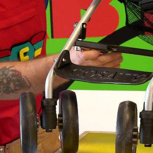 ремонт  колясок