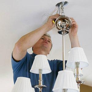 изготовление, ремонт и реставрация светильников