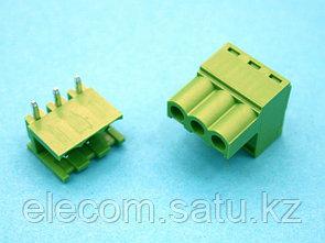 Разъём TB-06RA-3F/M (В продаже имеются разъёмы как в комплекте так и по отдельности)