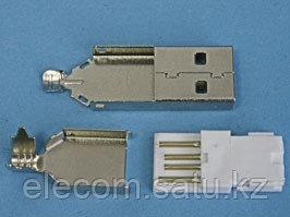 Разъем USB на кабель