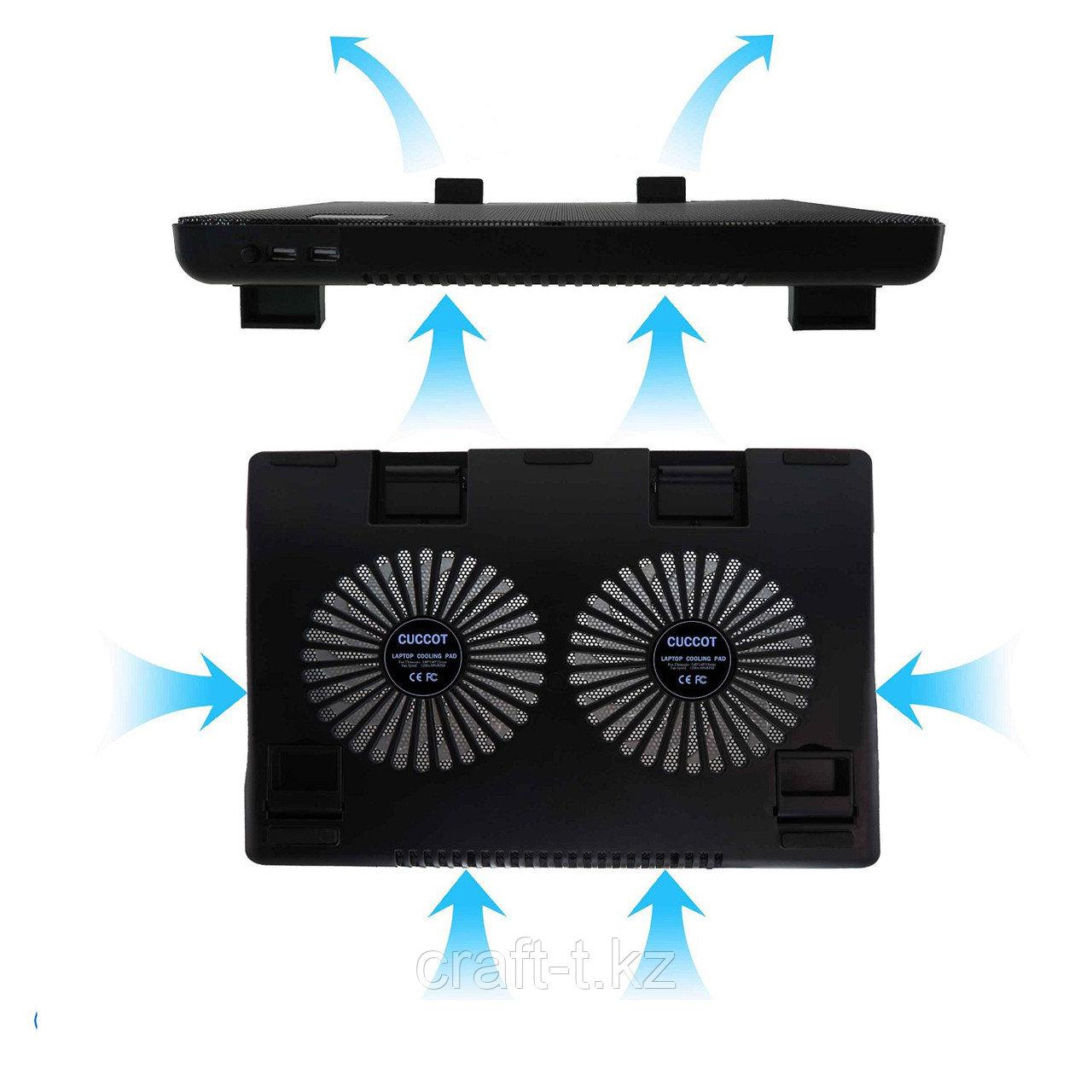 Подставка под ноутбук Cooling pad  668