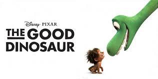 The good dinosaur / Хороший динозавр