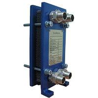 Теплообменник пластинчатый сборный для отопительных систем и горячего водоснабжения