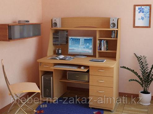 Изготовление офисной мебели на заказ-Компьютерные столы, фото 2