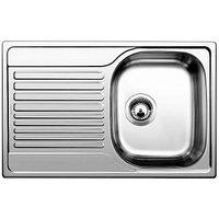 Кухонная мойка Blanco Tipo 45 S compact matt (513441)матовая сталь, фото 1