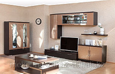 Гостиные, горки, мебель для гостиной на заказ в Алматы