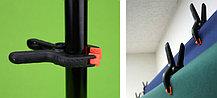 Зажимы - прищепки для крепления студийного фона, фото 3
