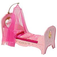 Игрушка Zapf Creation Baby born  Кровать для принцессы