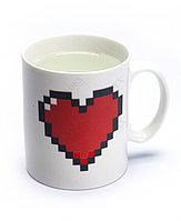 "Кружка-хамелеон «ЛЮБОВЬ» Cup ""Love"""