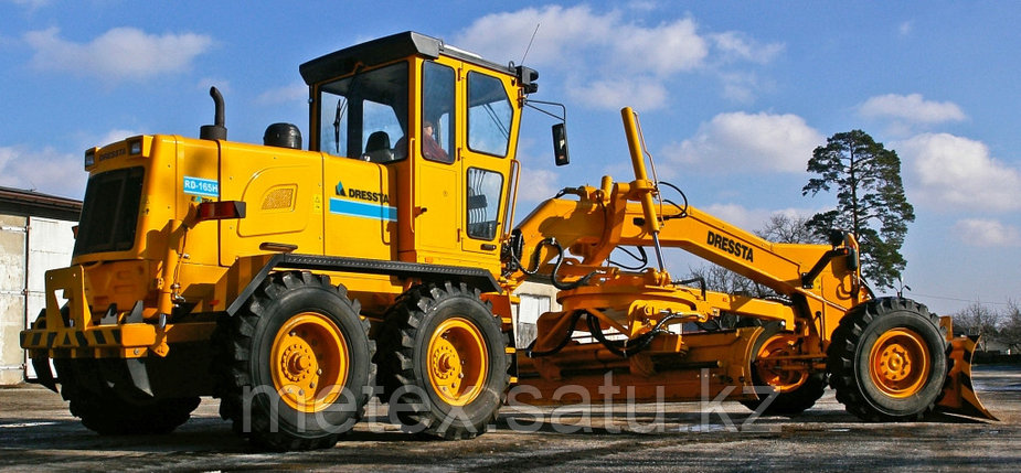 Автогрейдер DRESSTA RD165C&H Extra, фото 2