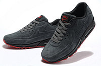 Кроссовки Nike Air Max 90 VT Dark gray Red (36-46), фото 4