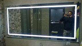 Зеркало с подсветкой для ванной комнаты (7 ноября 2015) 3