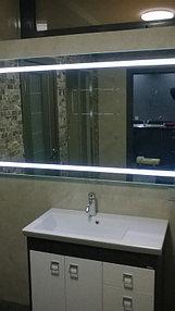 Зеркало с подсветкой для ванной комнаты (7 ноября 2015) 4