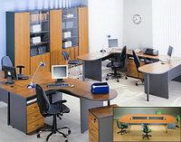 Офисная мебель для руководителей на заказ Алматы, фото 1