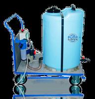 Установка очистки теплообменников от накипи PUMP ELIMINATE 10 V4V200 PRO V4V
