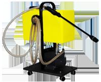 Установка для наружной очистки теплообменников PUMP ELIMINATE 20 CF