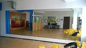 Зеркало для танцевального зала в детском саду (10 ноября 2015) 4