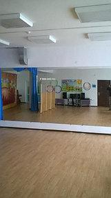 Зеркало для танцевального зала в детском саду (10 ноября 2015) 5