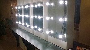 Визажные зеркала в салон красоты (12 ноября 2015) 2