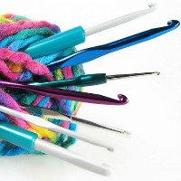 Спицы, крючки, приспособления для вязания