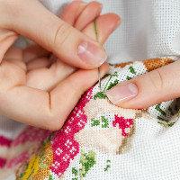 Товары для вышивания и рукоделия