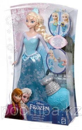 Disney Princess Кукла Эльза Холодное сердце в платье, меняющем цвет