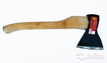 Топор А1 с деревянной ручкой 1,6 кг