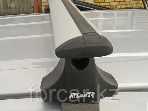 "Багажная система ""Atlant"" VW Jetta 2008г- (Крыловидная) , фото 2"