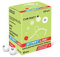 Мячи теннисные CLUB SELECT 1* (шт, белые)