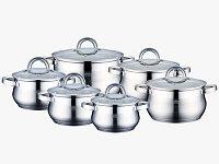 Набор посуды 12в1
