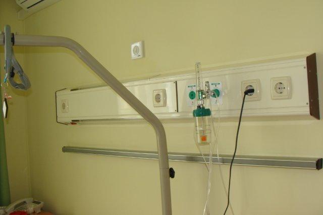 Создание системы лечебного газоснабжения больницы PrivateClinic Almaty